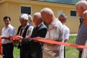 Në Lugishtë të Prizrenit përurohet qendra e re sportive