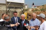 Filloi ndërtimi i objektit të tretë për banesat e familjeve të dëshmorëve