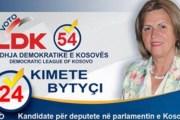 Kimete Bytyçi zëvendëson Alma Lamën në pozitën e deputetes