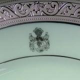 Porzellan_Royal Trianon mit Wappen