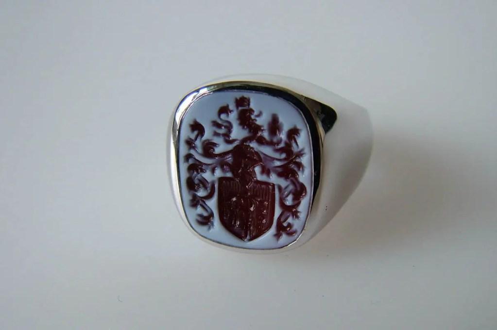 Siegelring kollektion pro heraldica pro heraldica for Pro heraldica