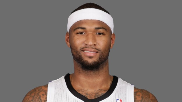 NBA Sacramento Kings DeMarcus Cousins