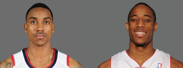 Teague and DeRozan