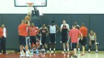 Raptors workout Day 6