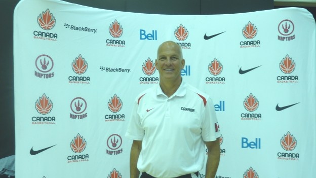 Head Coach Jay Triano