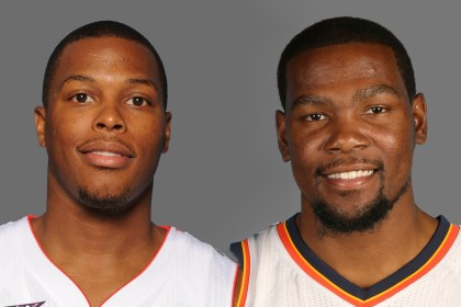 Lowry and Durant