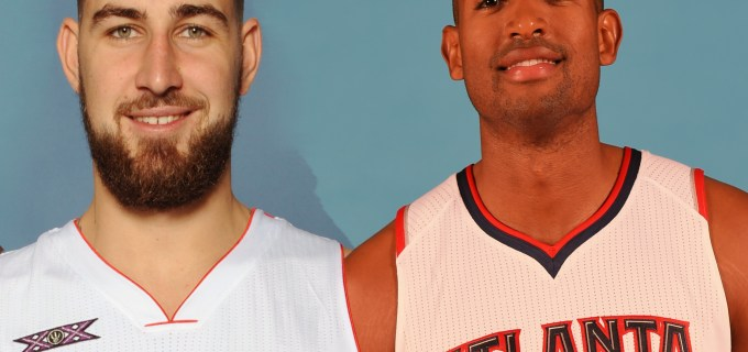 Valanciunas and Horford