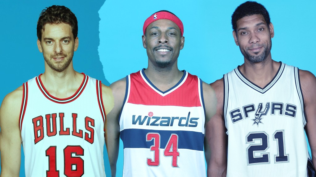 Could A Team Of 35-Year-Old NBA Players Win A Championship?