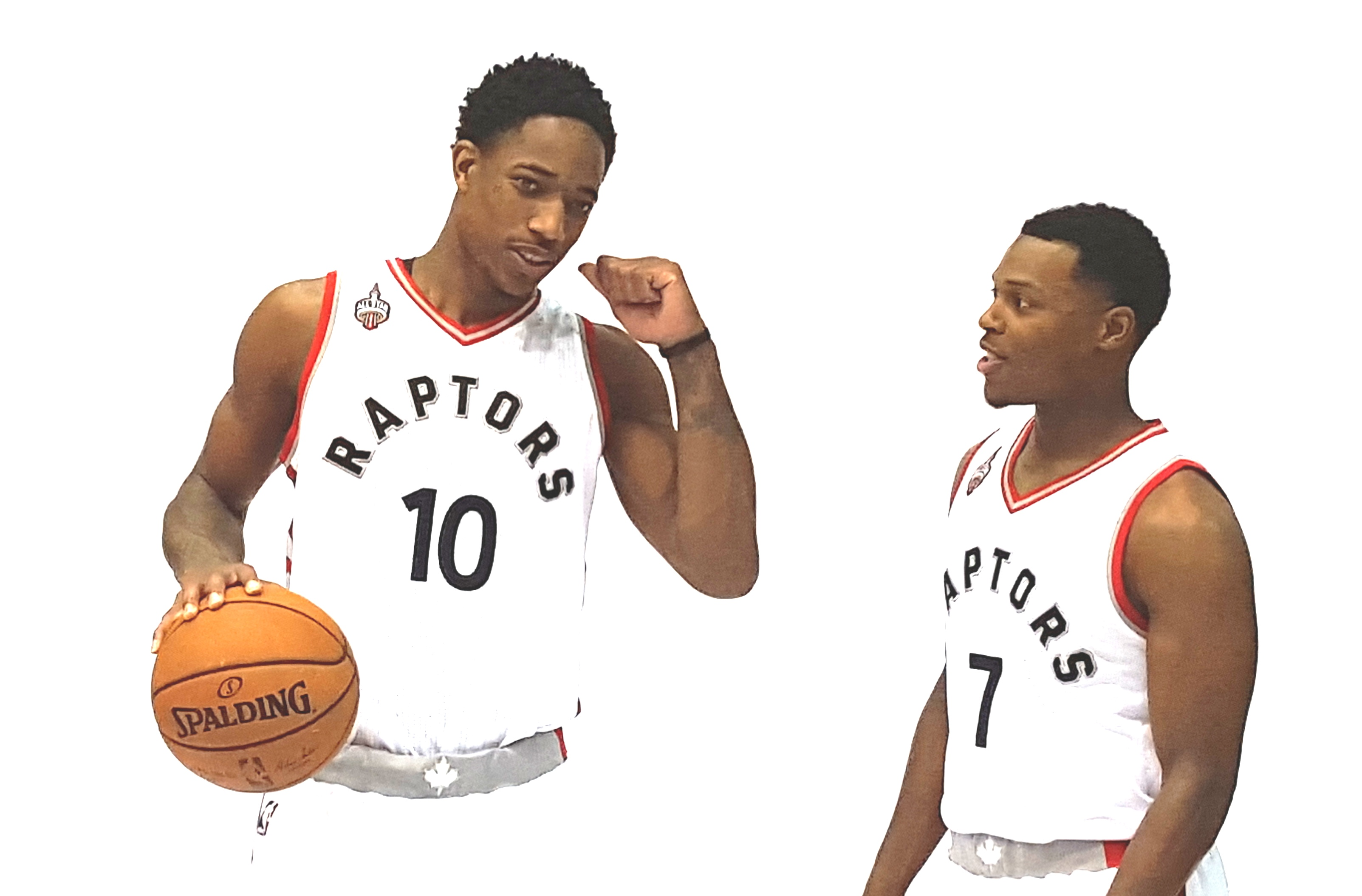 Demar-derozan-and-kyle-lowry-media-day-2015-posing