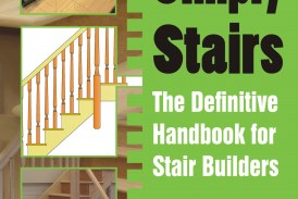 Apprentice Competition: Richard Burbidge Simply Stairs Giveaway
