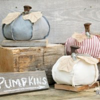 Repurposed Pumpkins - Gettin' junky with it!