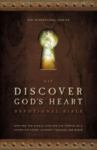 NIV, Discover God's Heart Devotional Bible, eBook: Explore the King's Love for His People on a Cover-to-Cover Journey Through the Bible