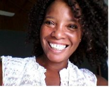 Yuwanda Black, freelance writer, author, and founder of Inkwell Editorial