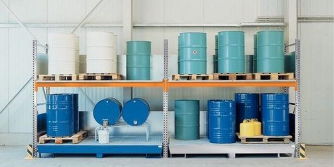 Reglamento APQ: Almacenamiento de productos químicos