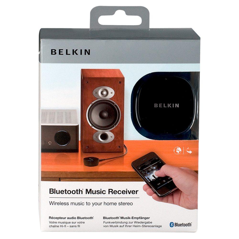 belkin bluetooth musik empf nger nach einem kleinen. Black Bedroom Furniture Sets. Home Design Ideas