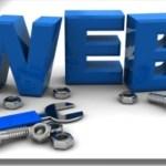 como crear un sitio web