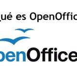 Qué es OpenOffice Descargalo en tu PC
