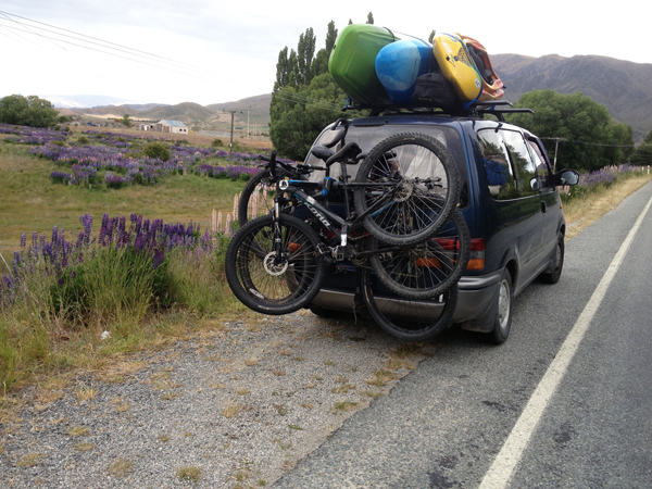 Ready for adventure in New Zealand