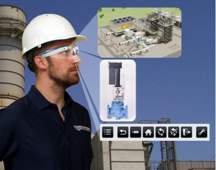 Turbinator TG3: Wearable technology keeping operators ahead of the game using Google Glass
