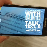 Max Your Tax Refund with Walmart Unlimited Plans #FamilyMobile