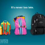 It's never too late Florida Prepaid College Board #StartingIsBelieving