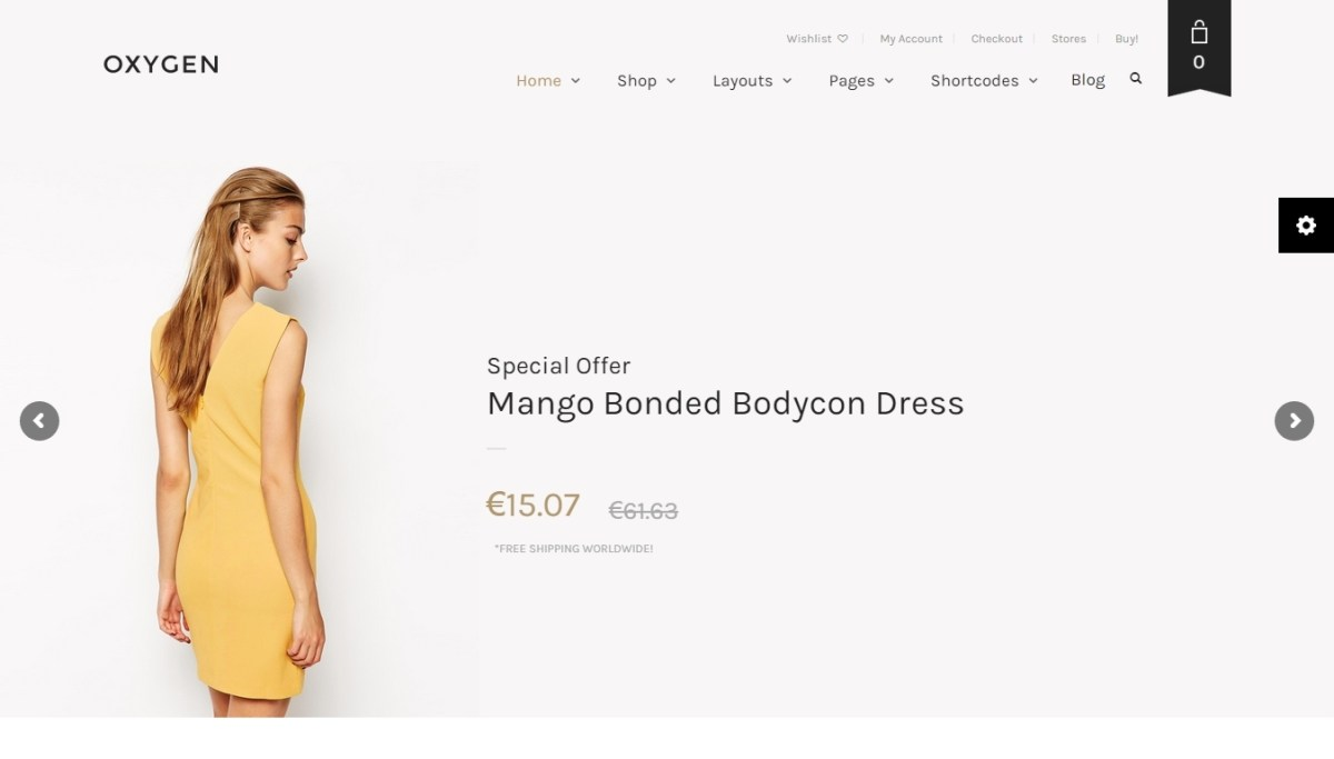 WooCommerce Themes to Create an Online Store 2016