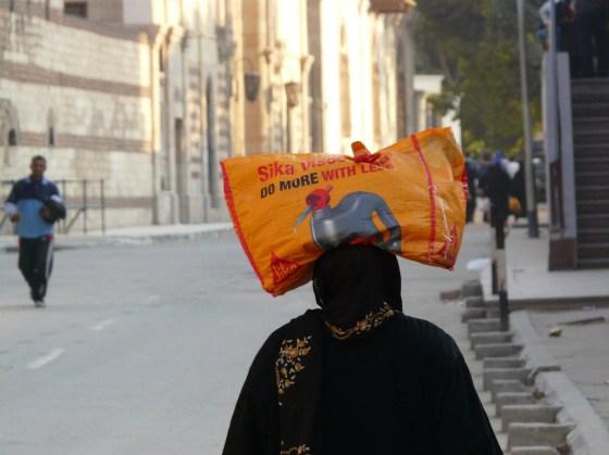 Le Caire, quartier copte