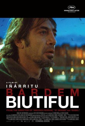 """Biutiful"", drame hispano-mexicain d'Alejandro González Iñárritu, sorti en 2010. Avec Javier Bardem,  Maricel Alvarez et Eduard  Fernández."