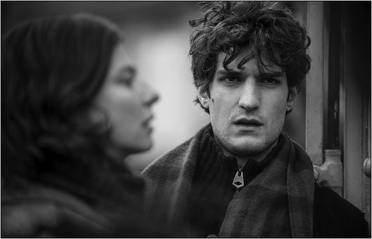 Anna Mouglalis et Louis Garrel © Integral Film