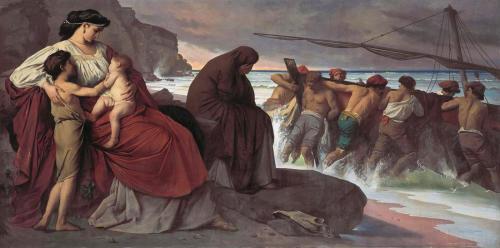 """""""Medea"""", Anselm Feuerbach, 1879"""