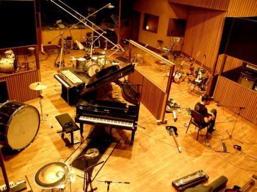Le mythique Studio A