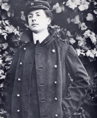 Alain-Fournier en 1905