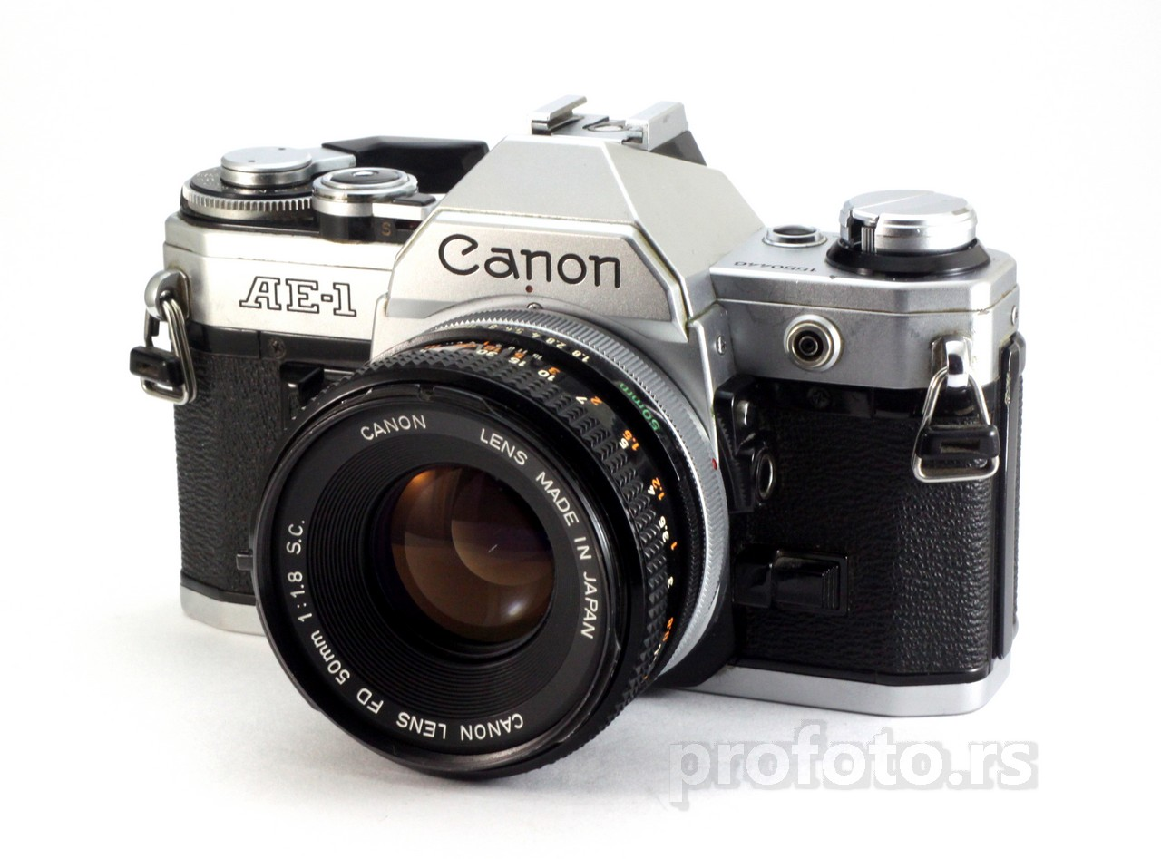 Fullsize Of Canon Ae 1 Manual