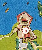 Civil War Fort Map