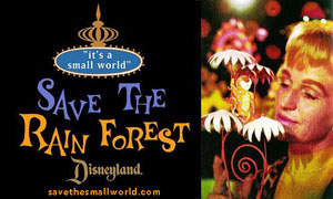 Save the Small World