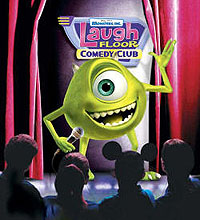 Monster\'s Inc. Laugh Floor (MILF)