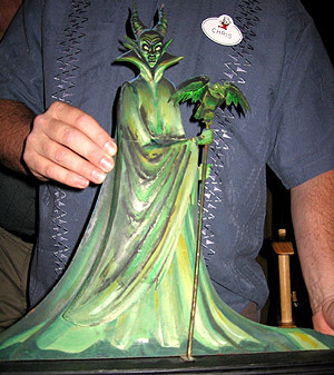 Malificent Model