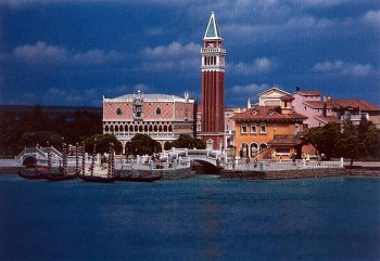 Italy Pavilion model