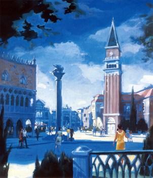Italy rendering