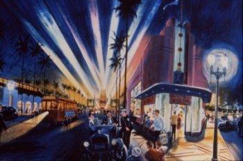 Disney-MGM Studios rendering