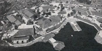 Lake Buena Vista Shopping Village, 1976