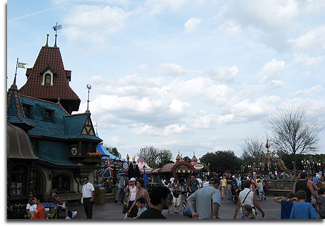 Fantasyland, March 2009