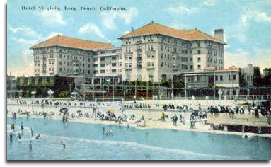 Hotel Virginia, Long Beach