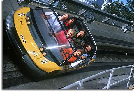 Test Track publicity photo