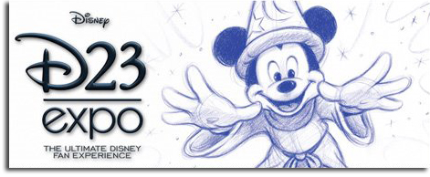 D23 Expo 2009 Banner