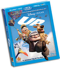 Up Blu-Ray packaging