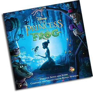 The Princess and the Frog: Original Songs and Score