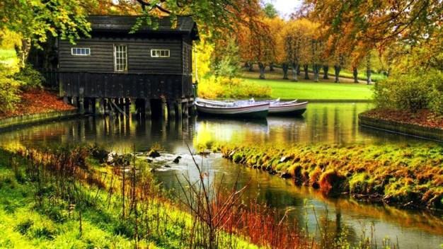 casa 4 lac si barca