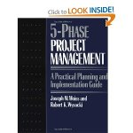 five-phase project management