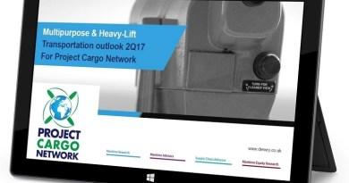 Multipurpose & Heavy-Lift Transportation Outlook for PCN: 2Q17
